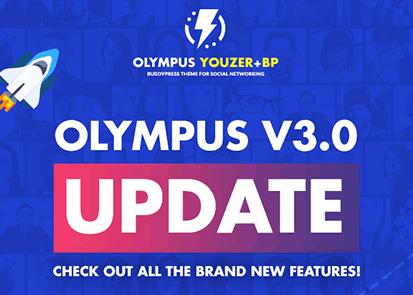 [Olympus] Version 3.0 released