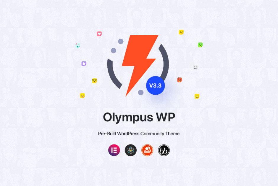 [Olympus] Version 3.1 released